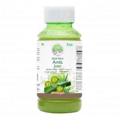 Aryan Aloe Vera Amla Juice