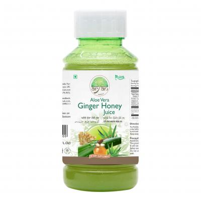 Aryan Aloe Vera Ginger Honey Juice