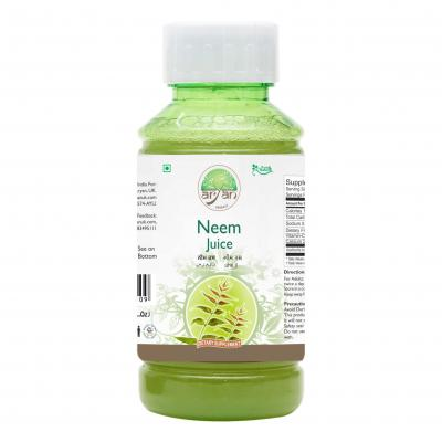 Aryan Neem (Indian Lilac) Juice