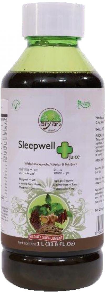 Aryan Sleepwell Plus (+) Juice