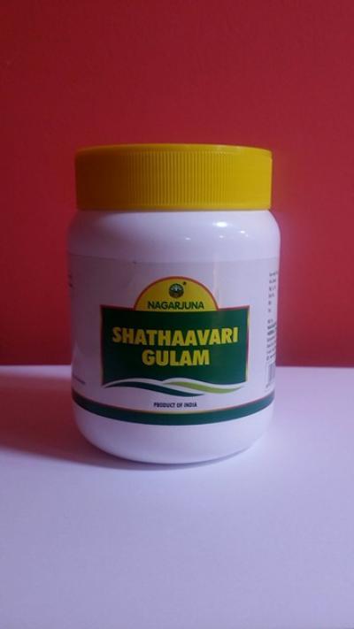 SHATHAAVARI GULAM