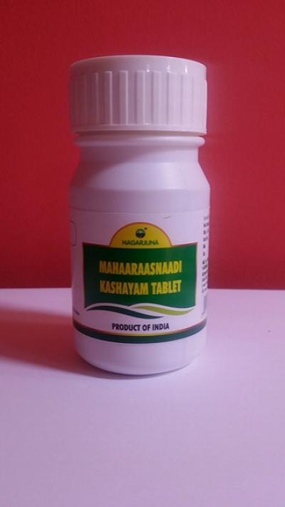 MAHAARAASNAADI KASHAYAM TABLET