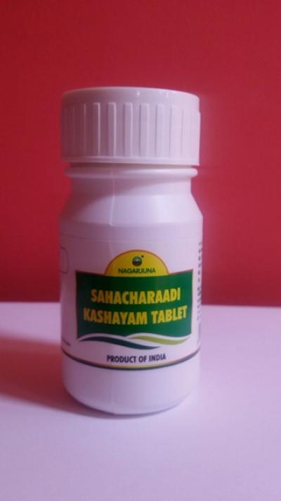 SAHACHARAADI KASHAYAM TABLET