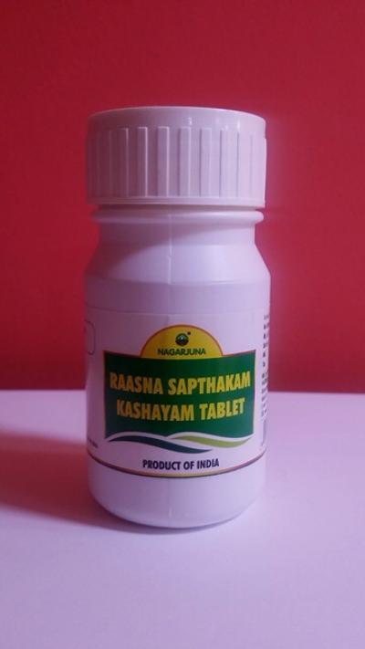 RAASNA SAPTHAKAM KASHAYAM TABLET