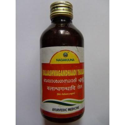 Balaashwagandhaadi Thailam