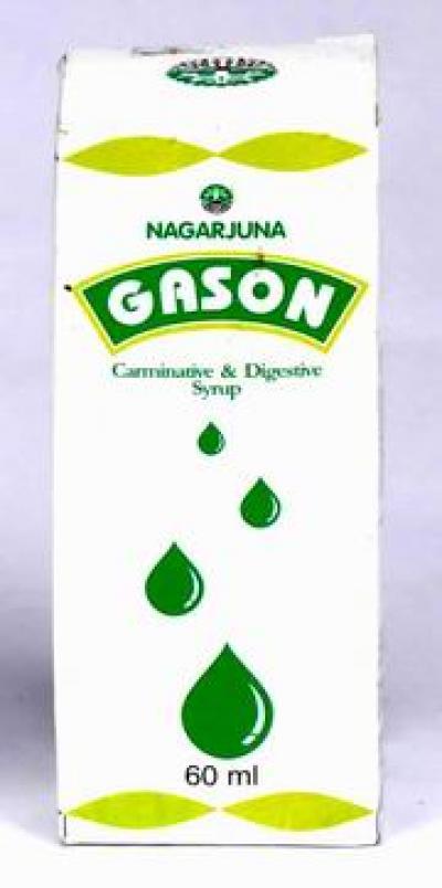 GASON SYRUP
