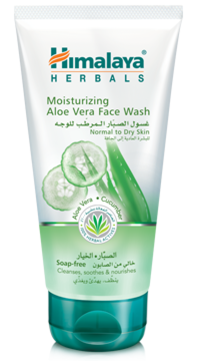 Moisturizing Aloe Vera Face Wash
